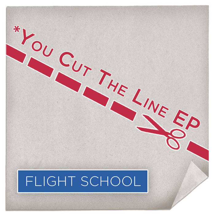 You Cut The Line EP cover art