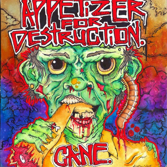 Appetizer For Destruction cover art