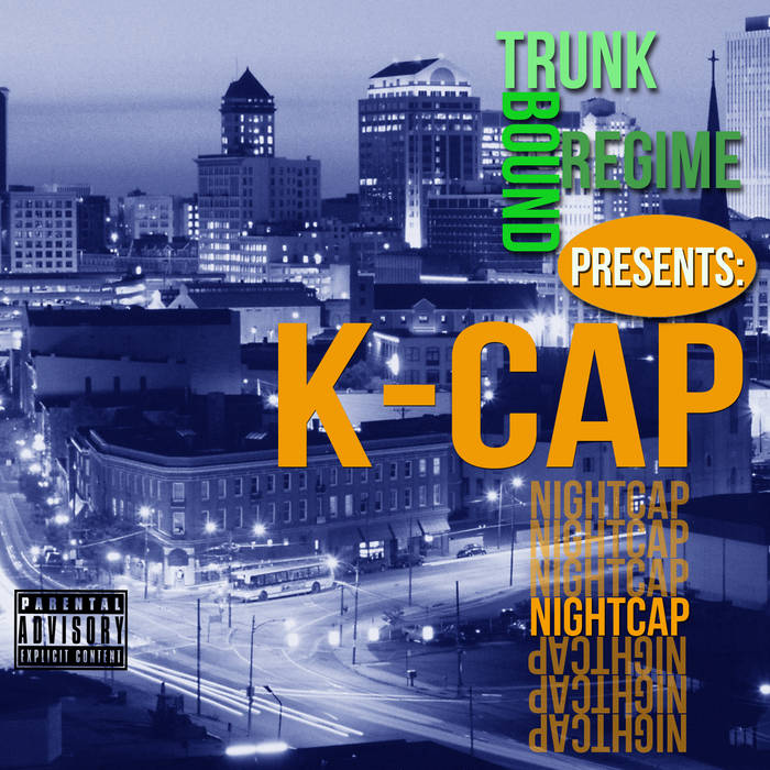 K-Cap - Nightcap cover art