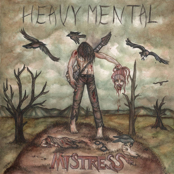 Heavy Mental cover art