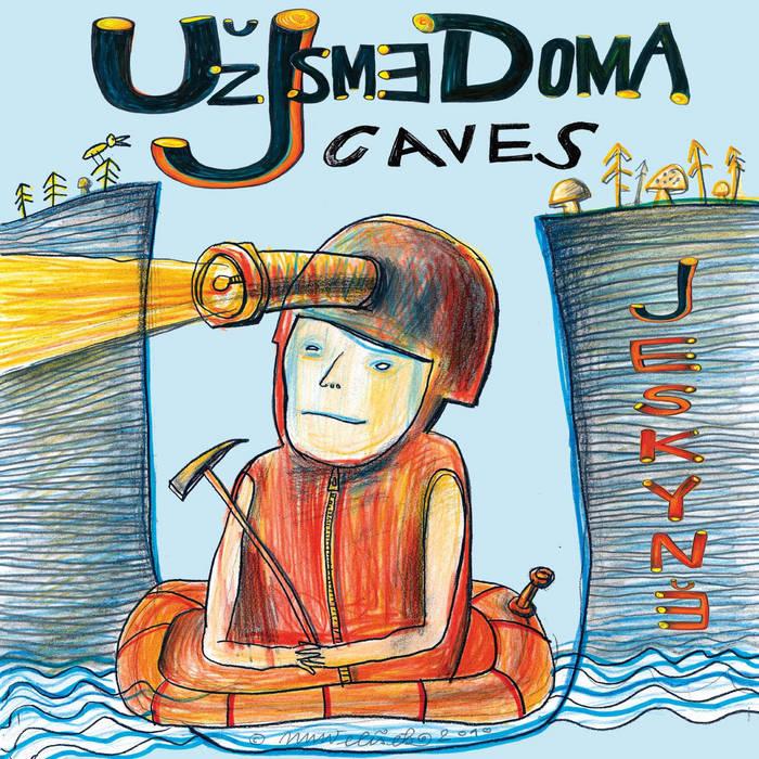 Jeskyne / Caves cover art