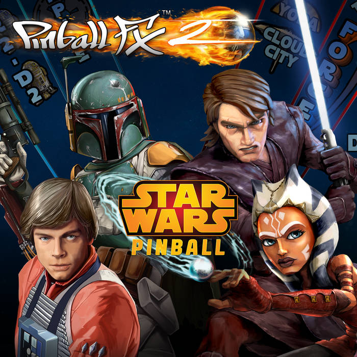 Star Wars™ Pinball Soundtrack cover art