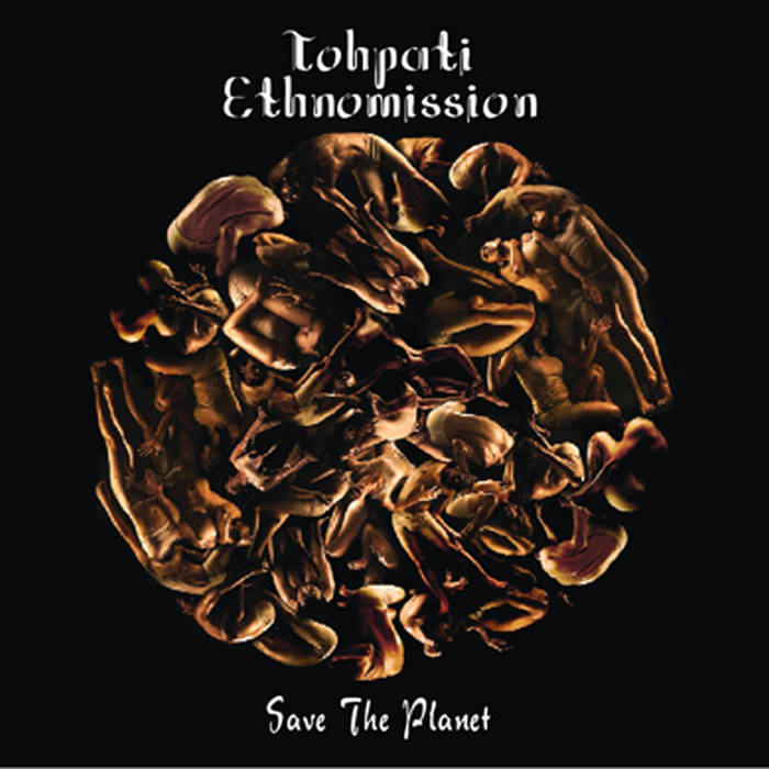 Save The Planet cover art