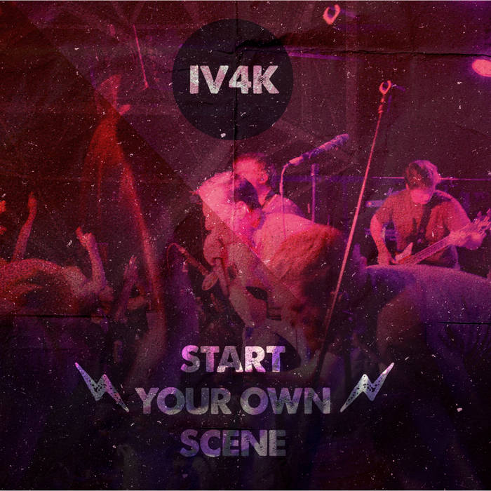 Start Your Own Scene cover art