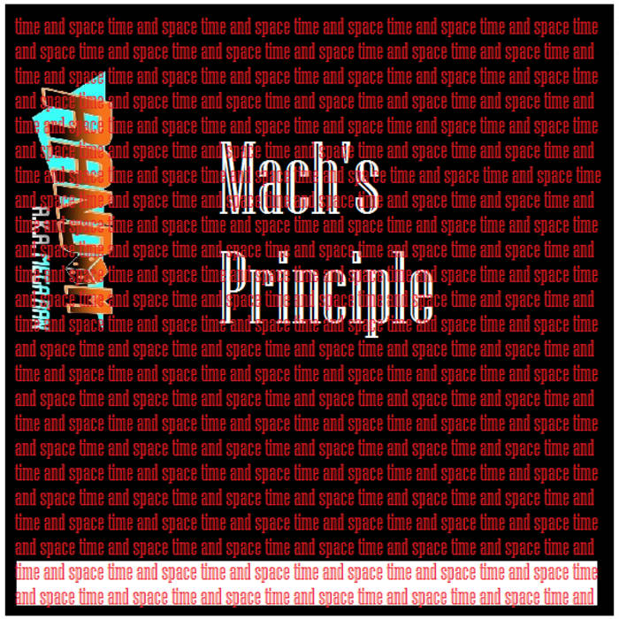 Time and Space: Mach's Principle (Mar 2013) cover art