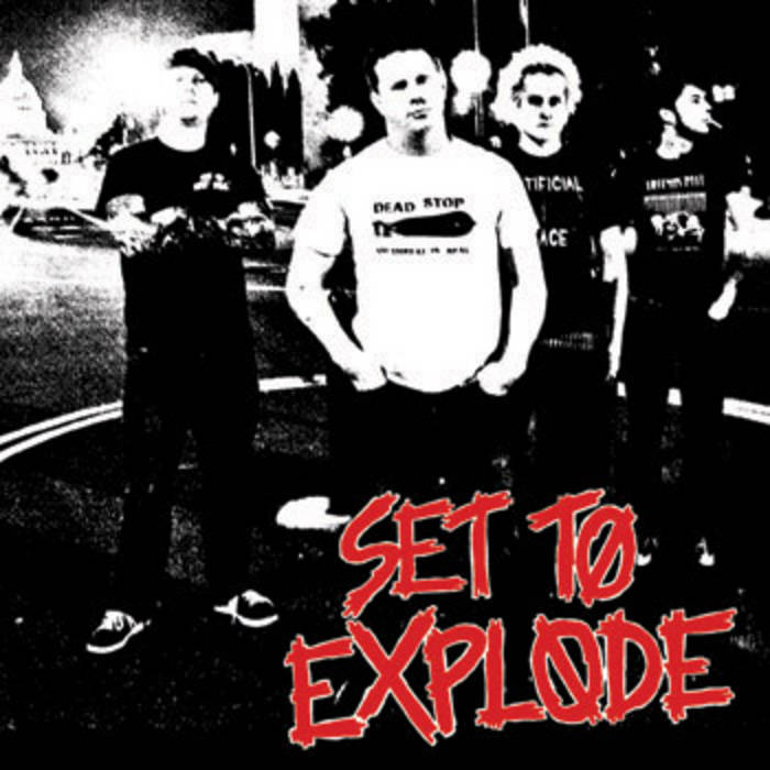 Set To Explode cover art