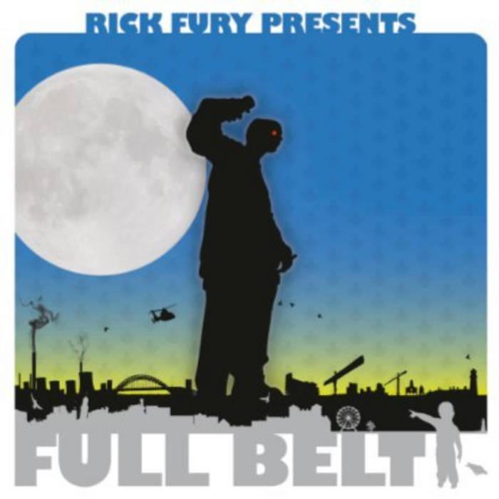 RICK FURY - FULL BELT cover art