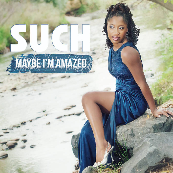 Maybe I'm Amazed cover art