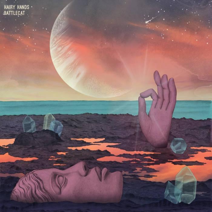 Battlecat cover art