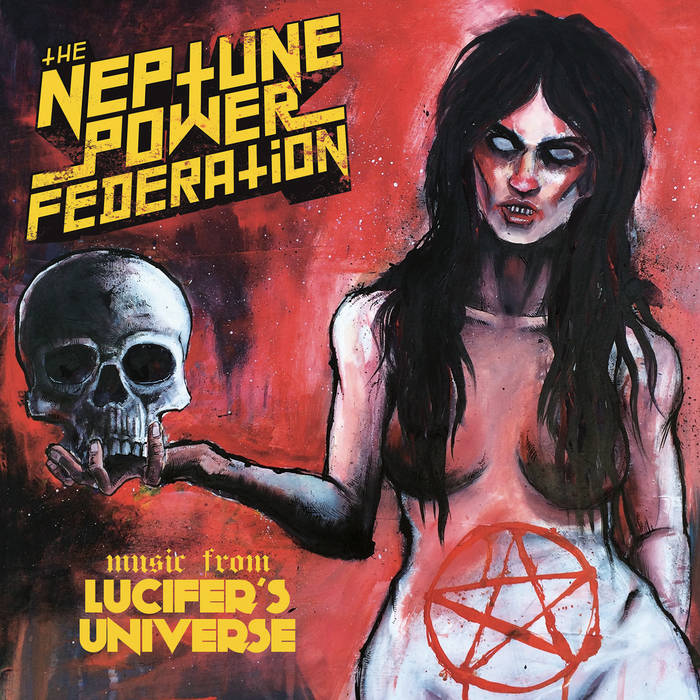 Lucifer's Universe cover art