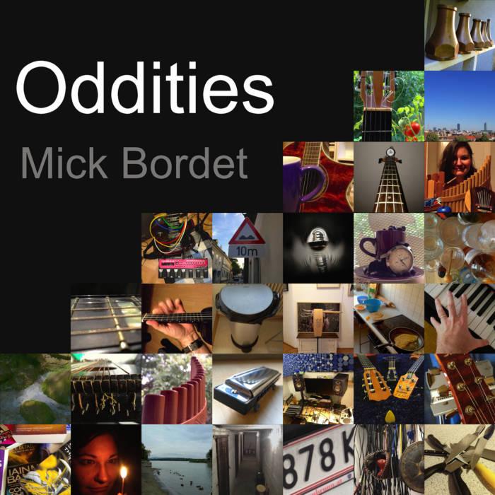 Oddities cover art
