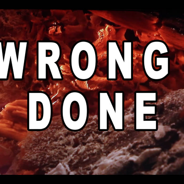 Wrong DONE original soundtrack cover art