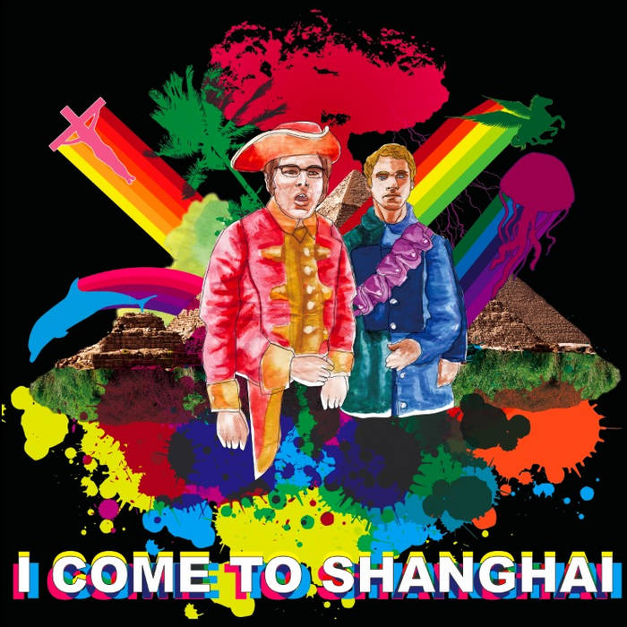 I Come to Shanghai cover art