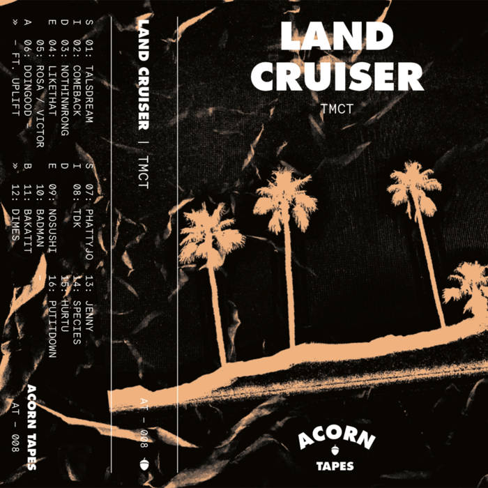 LAND CRUISER cover art