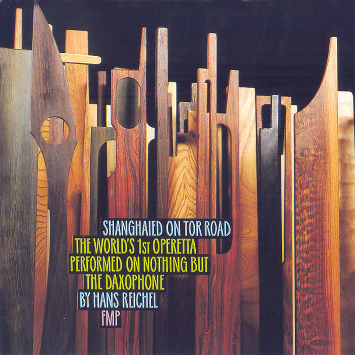 Shanghaied on Tor Road cover art