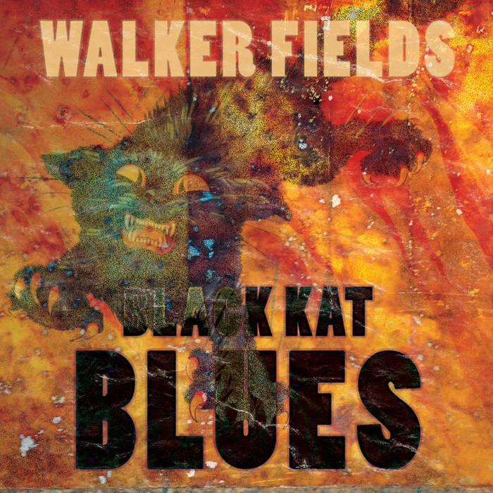Black Kat Blues cover art