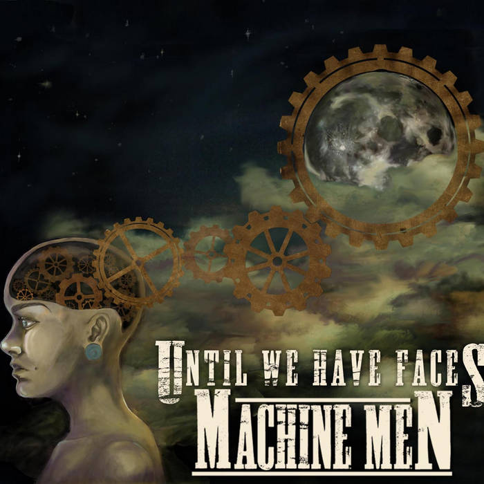 Machine Men cover art