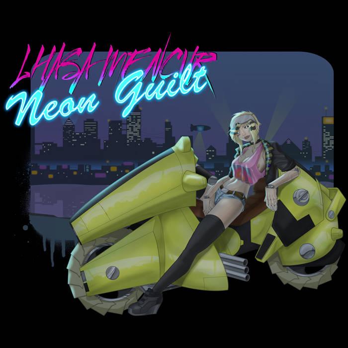 Neon Guilt cover art