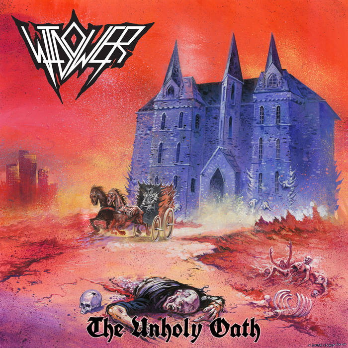 The Unholy Oath cover art