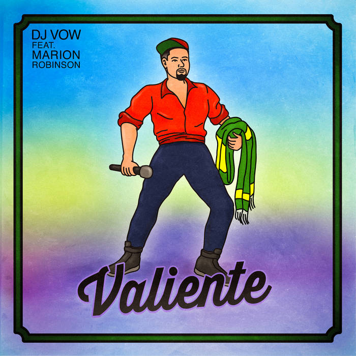 Valiente (feat. Marion Robinson) cover art
