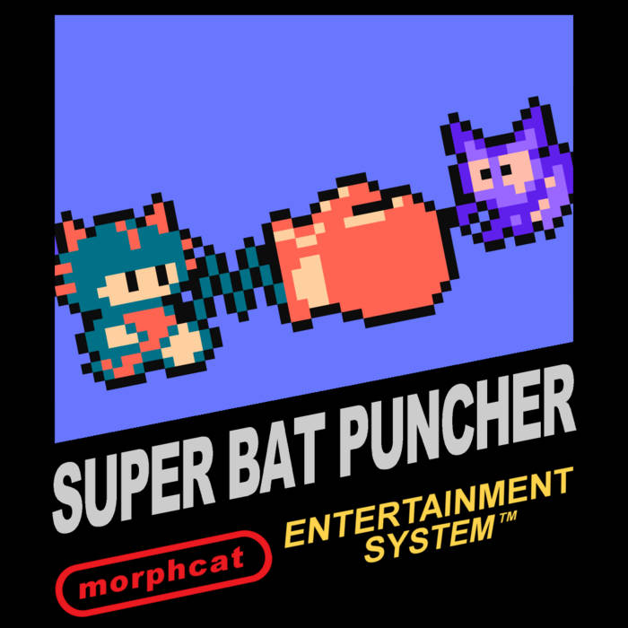 Super Bat Puncher cover art