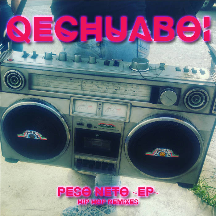 Peso Neto EP cover art