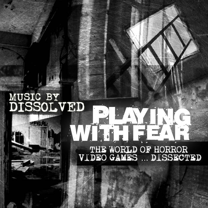 Playing with Fear EP cover art