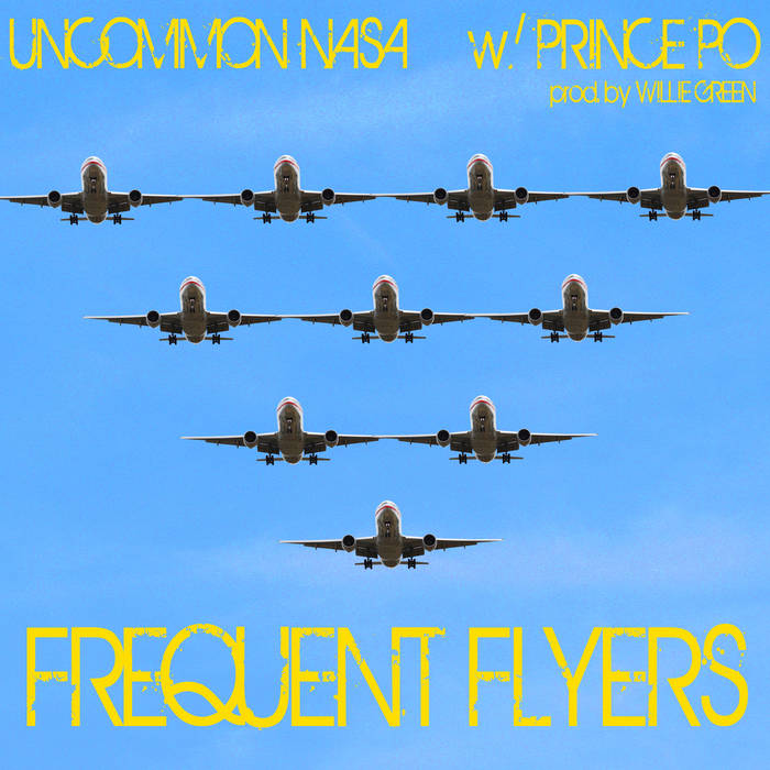 Frequent Flyers cover art