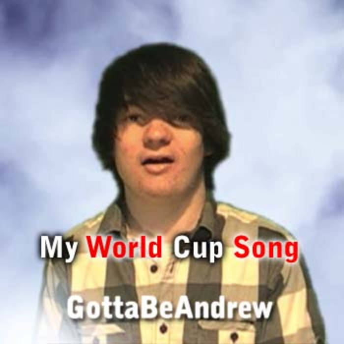 My World Cup Song cover art
