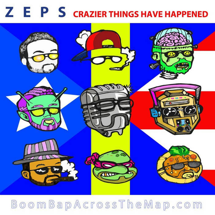 Crazier Things Have Happened cover art