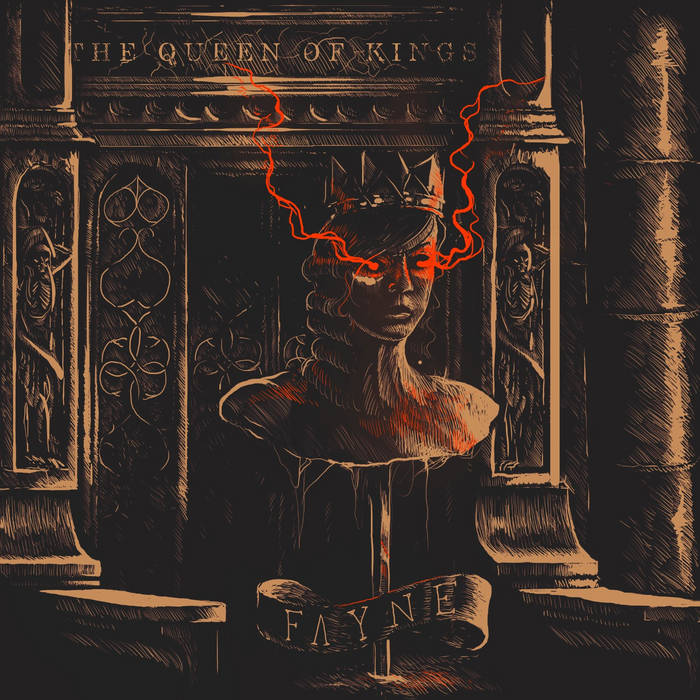 The Queen Of Kings cover art