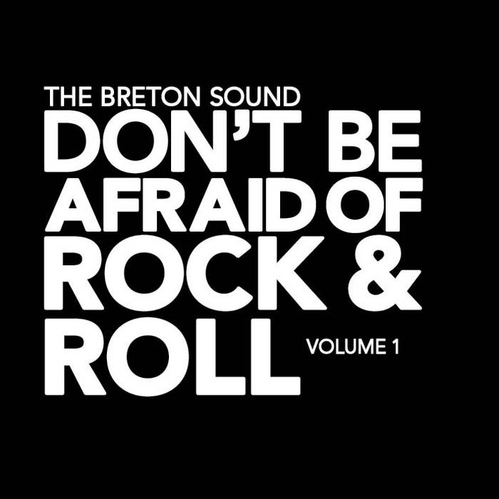 Don't Be Afraid of Rock And Roll, Vol. 1 cover art