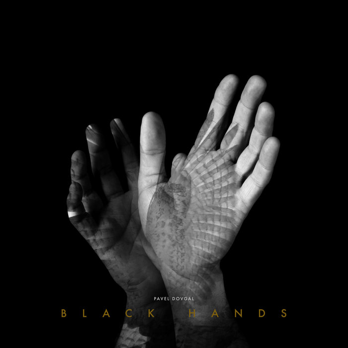 The Black Hands [mn004] cover art