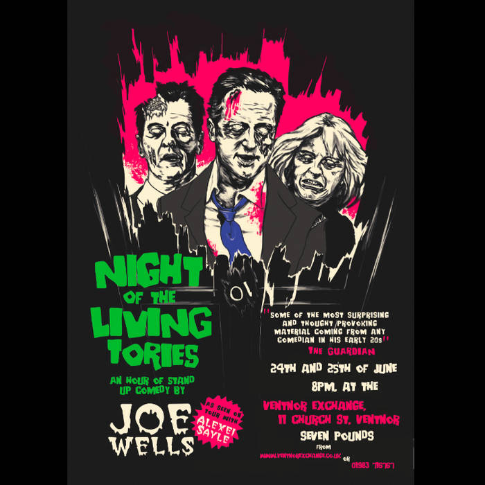 Night of The Living Tories cover art