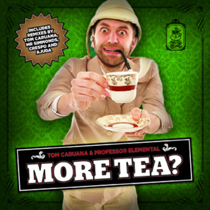 More Tea? cover art