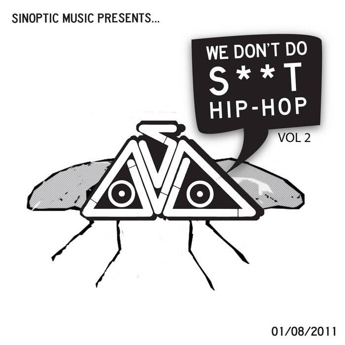 We Don't Do S**t Hip-Hop Vol.2 (FreEP) cover art