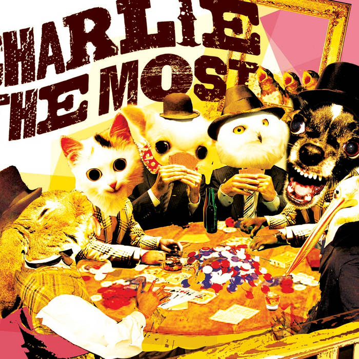 Charlie the Most cover art