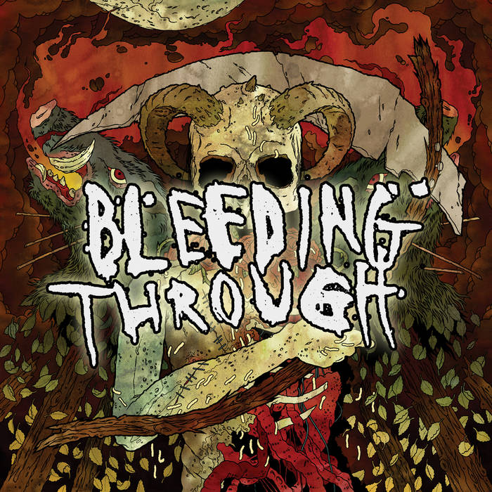 Bleeding Through cover art