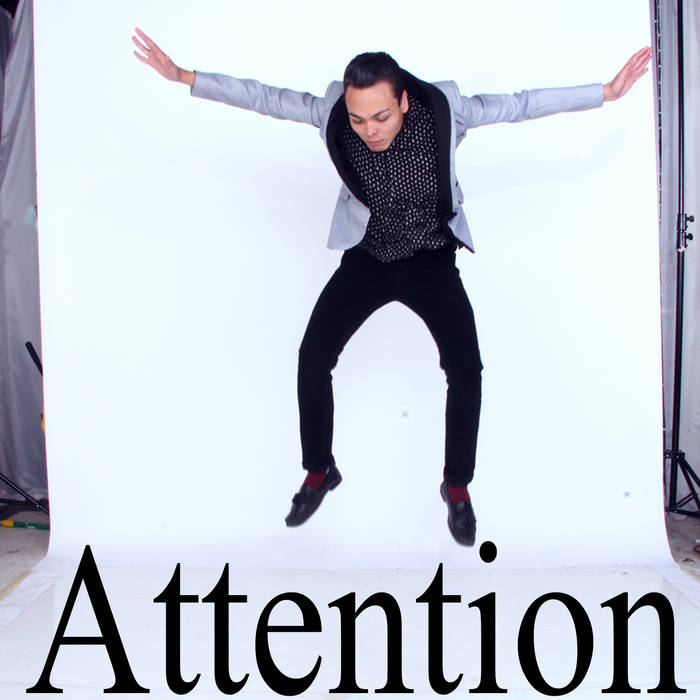 Attention (Prod. by Loop Analysis) cover art