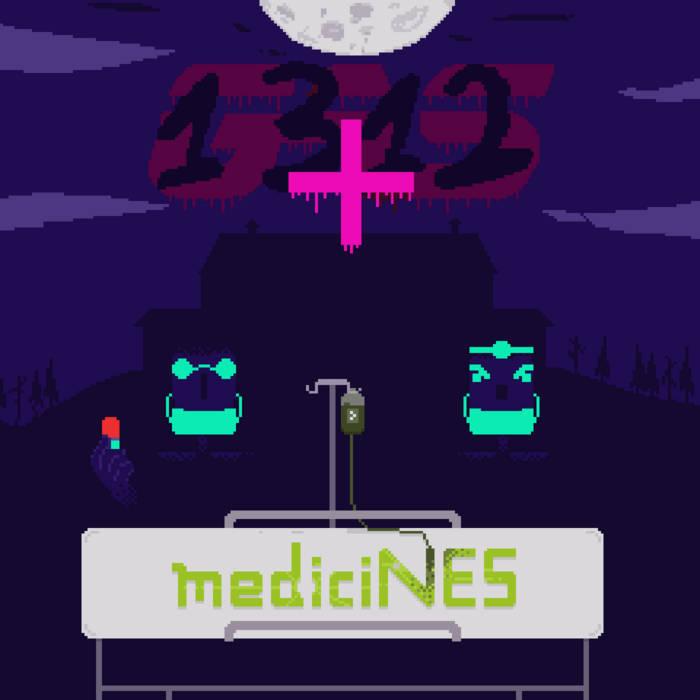 mediciNES cover art