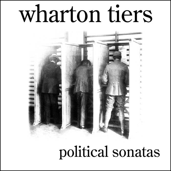 Political Sonatas cover art