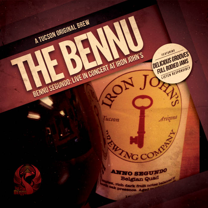 Bennu Segundo: Live From the Iron John's Brewery 2nd Anniversary Party cover art