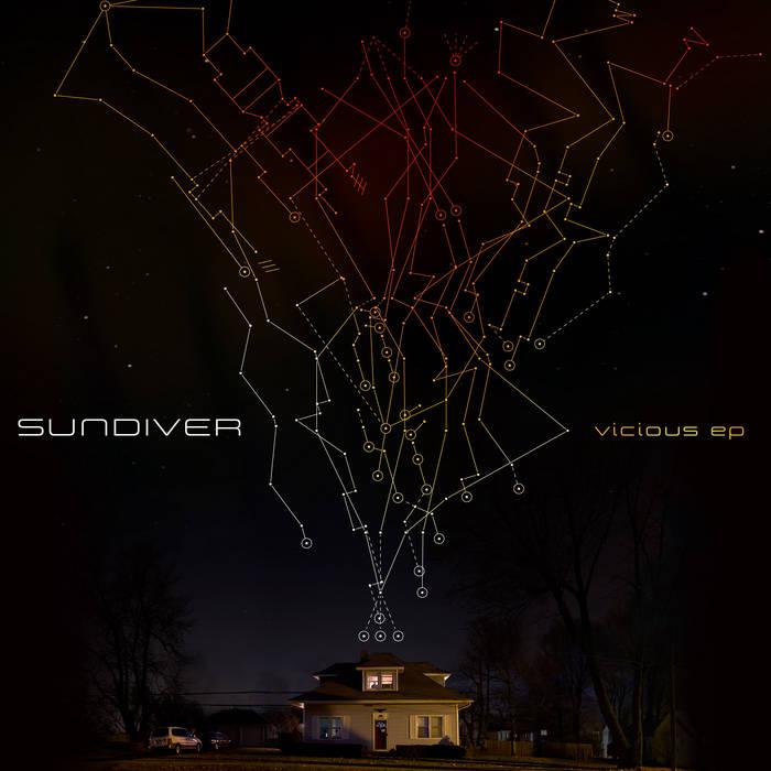 Vicious EP cover art
