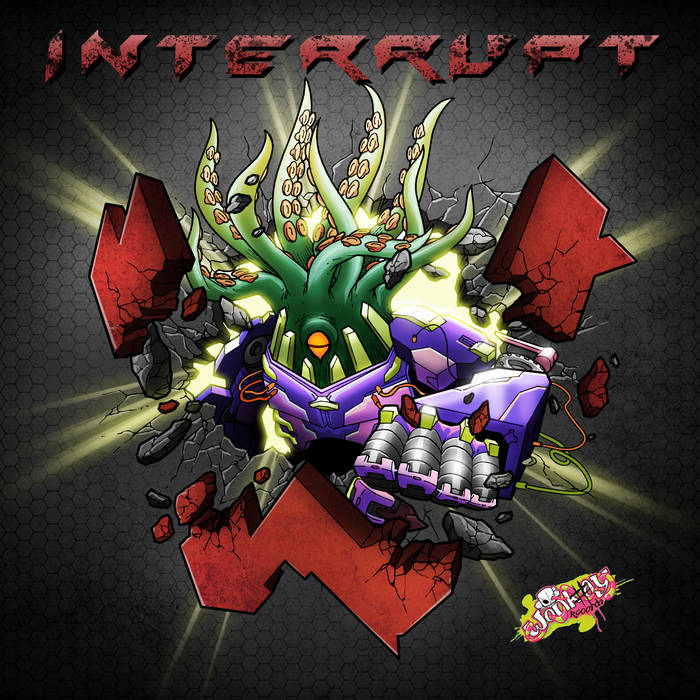Interrupt cover art