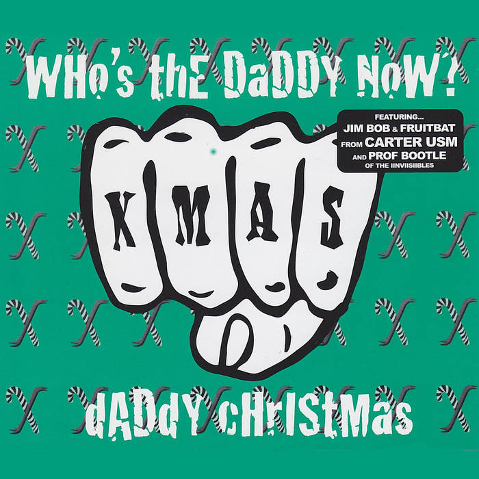 Daddy Christmas cover art