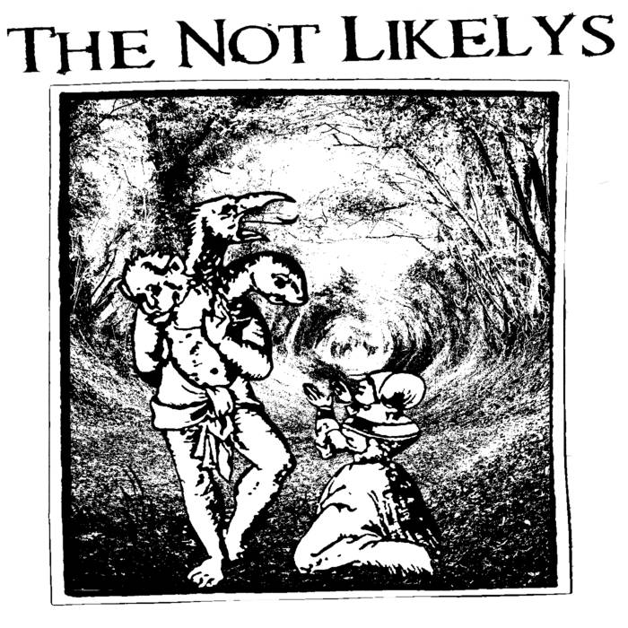 the Not Likelys cover art