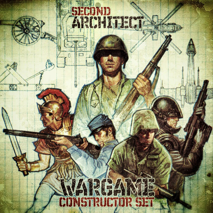 Wargame Constructor Set cover art