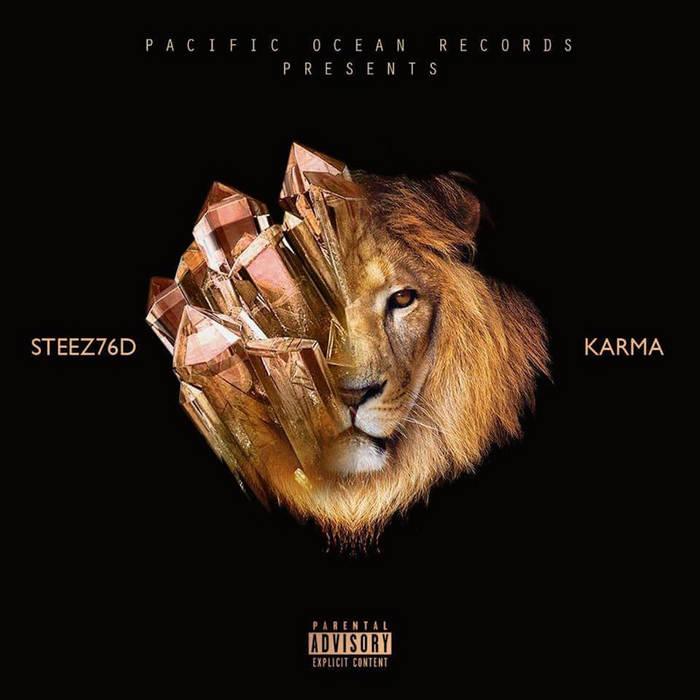 Steez76D x Karma cover art
