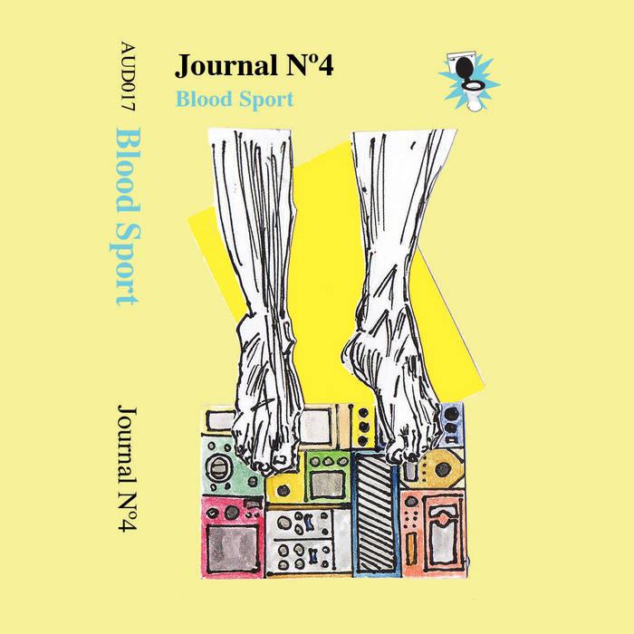 Journal Nº4 cover art