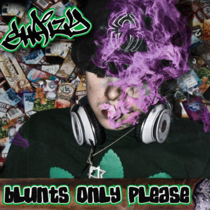 Blunts Only Please cover art